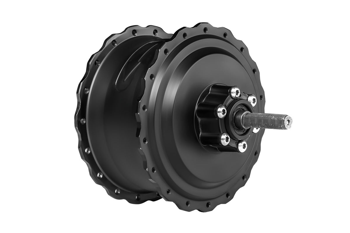 750W High Speed Brushless Gear Hub Motor