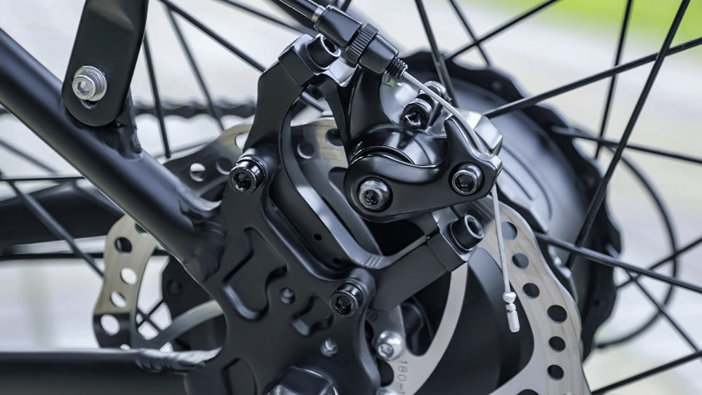 180mm Mechanical Disc Brakes