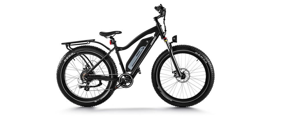 All Terrain Electric Fat Bike