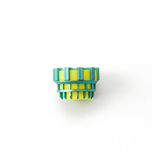 TIGIRD Reactor Knife beads green
