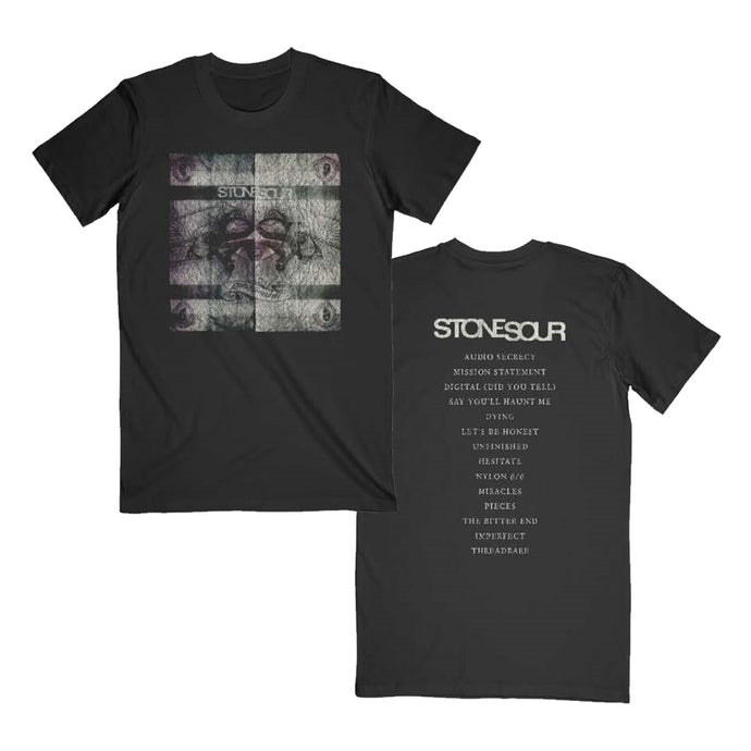 Audio Secrecy Album Tee