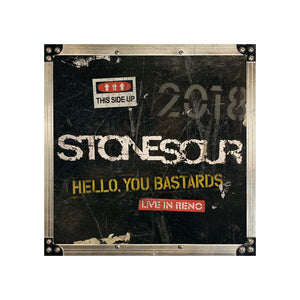 Hello, You Bastards CD