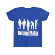 Load image into Gallery viewer, Bullpen Mafia Youth Short Sleeve Tee