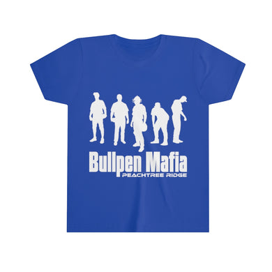 Bullpen Mafia Youth Short Sleeve Tee