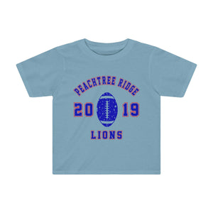 Toddler Student Special 2019 Football Tee