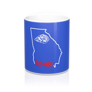 Georgia Home Lions Coffee Mug