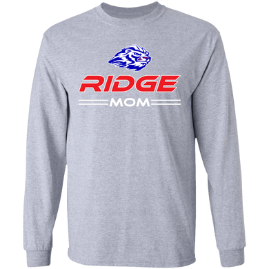 Ridge Mom Longsleeve Ultra Cotton T-Shirt