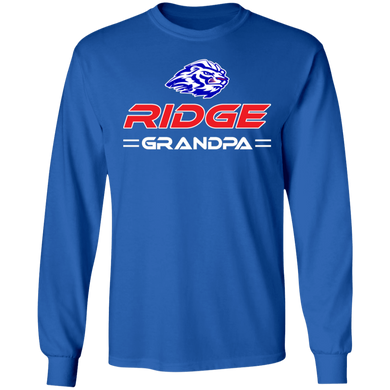 Ridge Grandpa Longsleeve Ultra Cotton T-Shirt