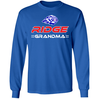 Ridge Grandma LongSleeve Ultra Cotton T-Shirt