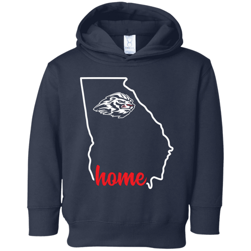 Georgia Home Ridge Toddler Fleece Hoodie