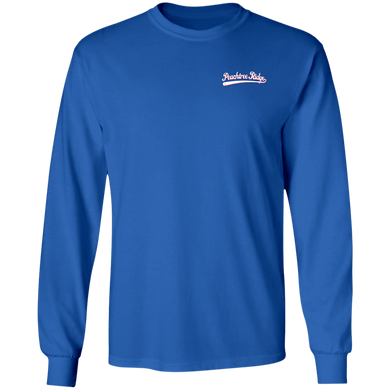 Peachtree Ridge Home Long Sleeve Ultra Cotton T-Shirt