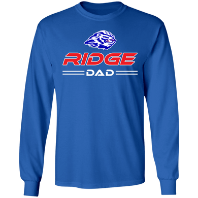 Ridge Dad LongSleeve Ultra Cotton T-Shirt