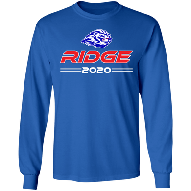 Ridge 2020 Ultra Cotton Long Sleeve T-Shirt