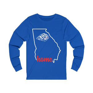 Men's Georgia Home Lions Longsleeve Tee