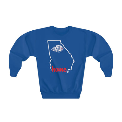 Youth Crewneck Georgia Home Sweatshirt