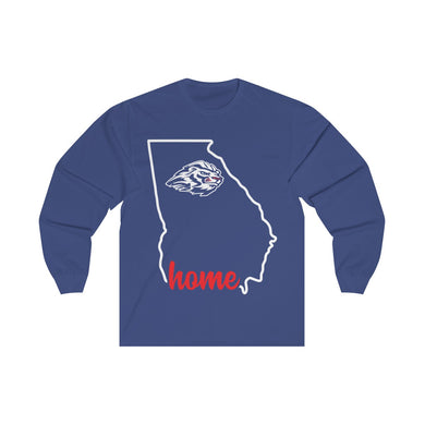 Ladies Long Sleeve Georgia Home Tee