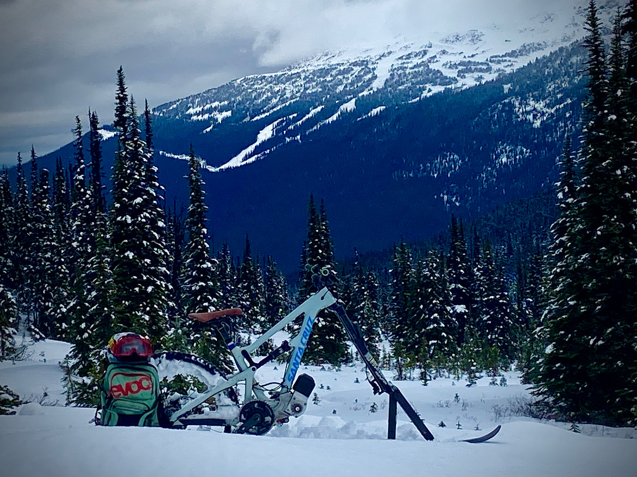 Whistler SkiEride Adventure, Dec 6, 2019