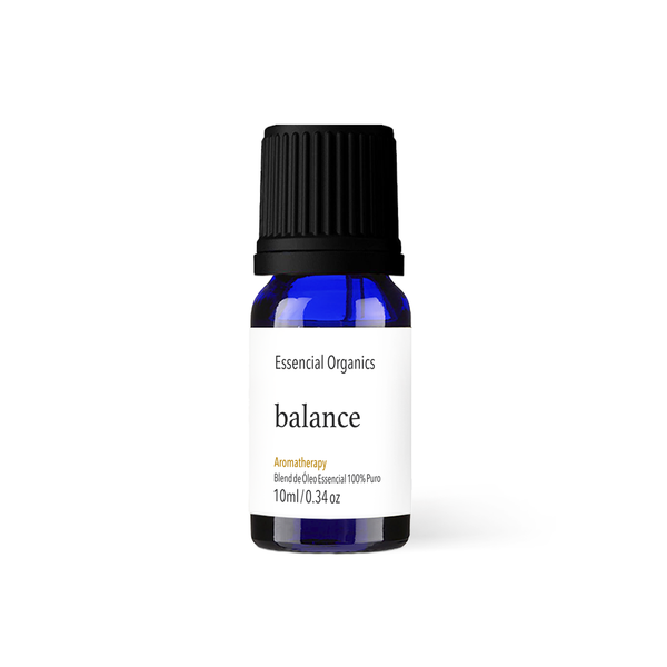 Blend Balance de Óleos Essenciais 10ml - Essencial Organics
