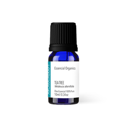 Óleo Essencial de Melaleuca (Tea Tree) 10ml - essencial organics