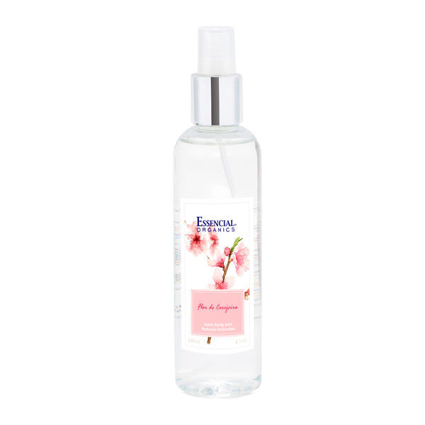 Home Spray Flor de Cerejeira 240ml - essencial organics