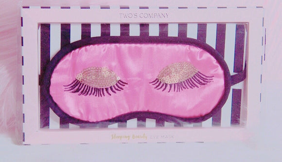 Glamoures eyelash girl eye mask