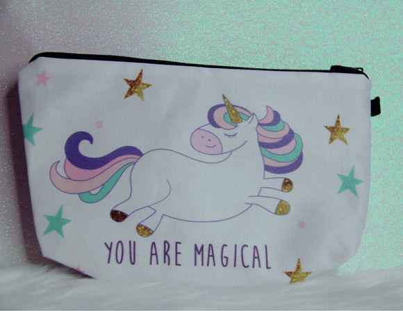 You are magical makeup bag