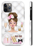 Glamour girl Phone case