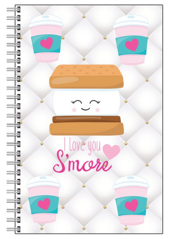 S'more notebook