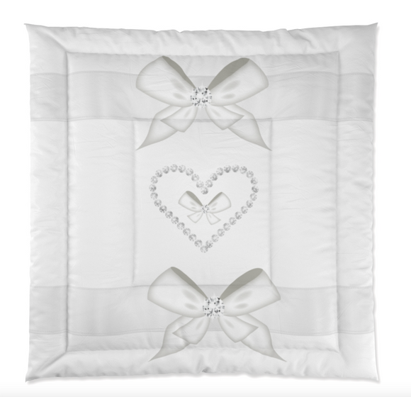 White Dream Comforter
