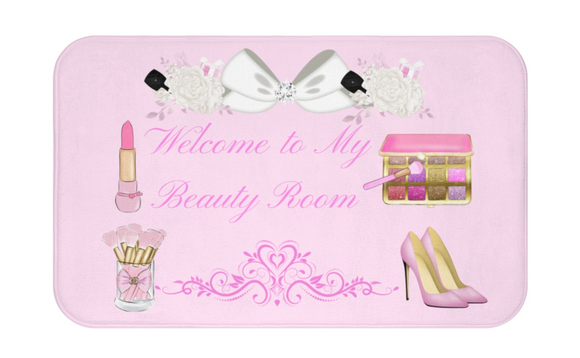 Beauty Room Lux Makeup Mat