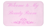 Welcome to my Beauty Room Glam Mat