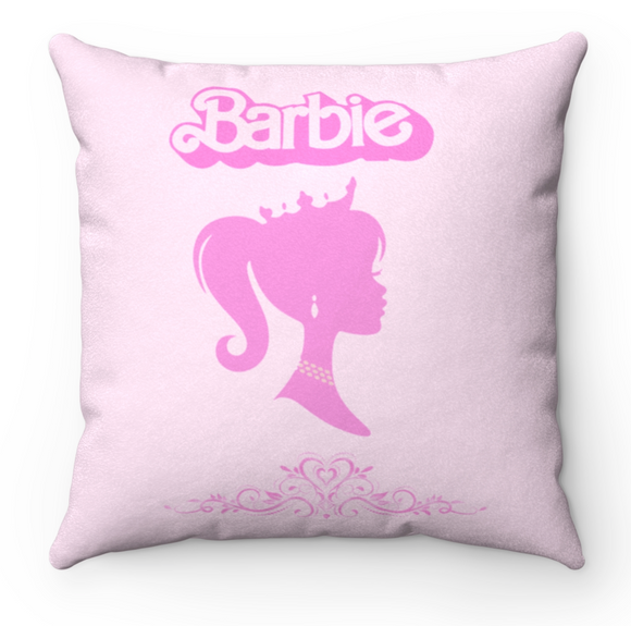 Barbie Pillow
