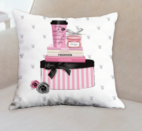 Fashion Affair Pillow