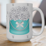 Tiffany Diamond Mug