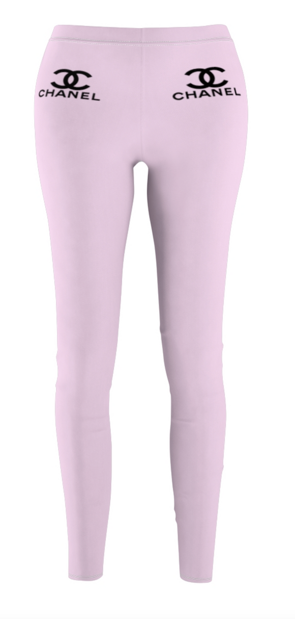 Pink Lux leggings