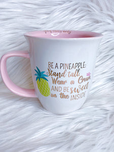 Be a Pineapple mug