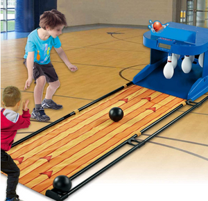 Children's simulation bowling