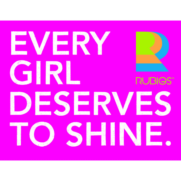 EVERY GIRL DESERVES TO SHINE POSTCARD COLLECTION