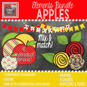 Apples Elements BUNDLE