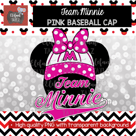 Team Minnie Pink