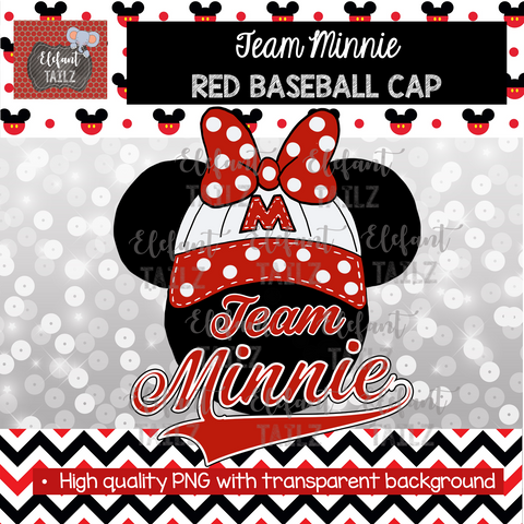 Team Minnie Red