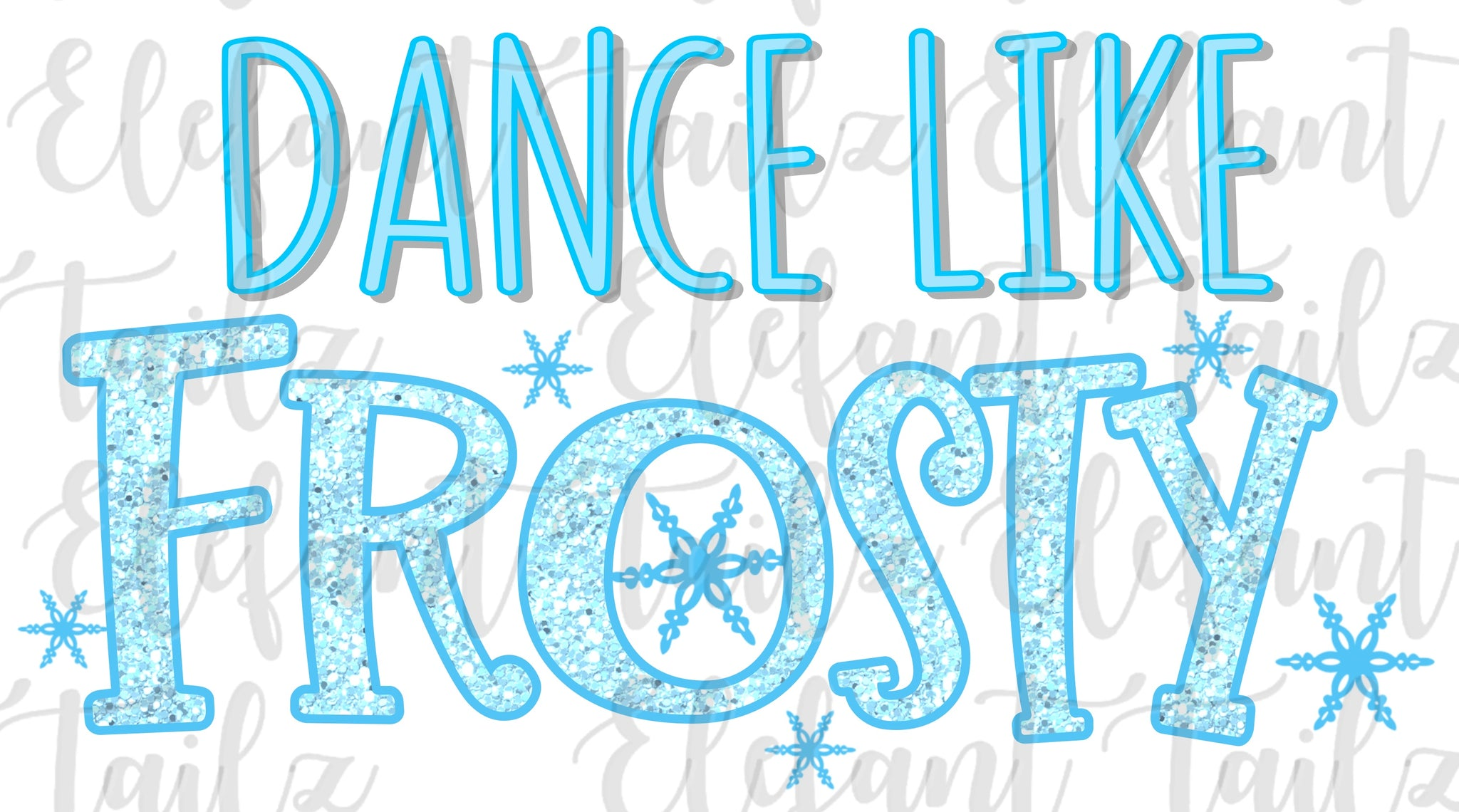 Dance Like Frosty