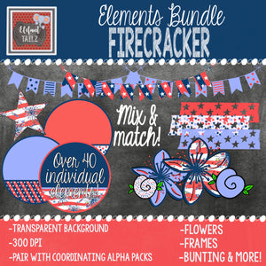 Firecracker Elements BUNDLE