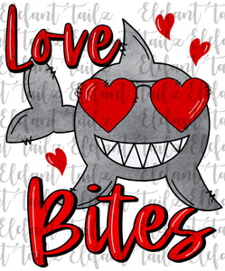 Love Bites Shark