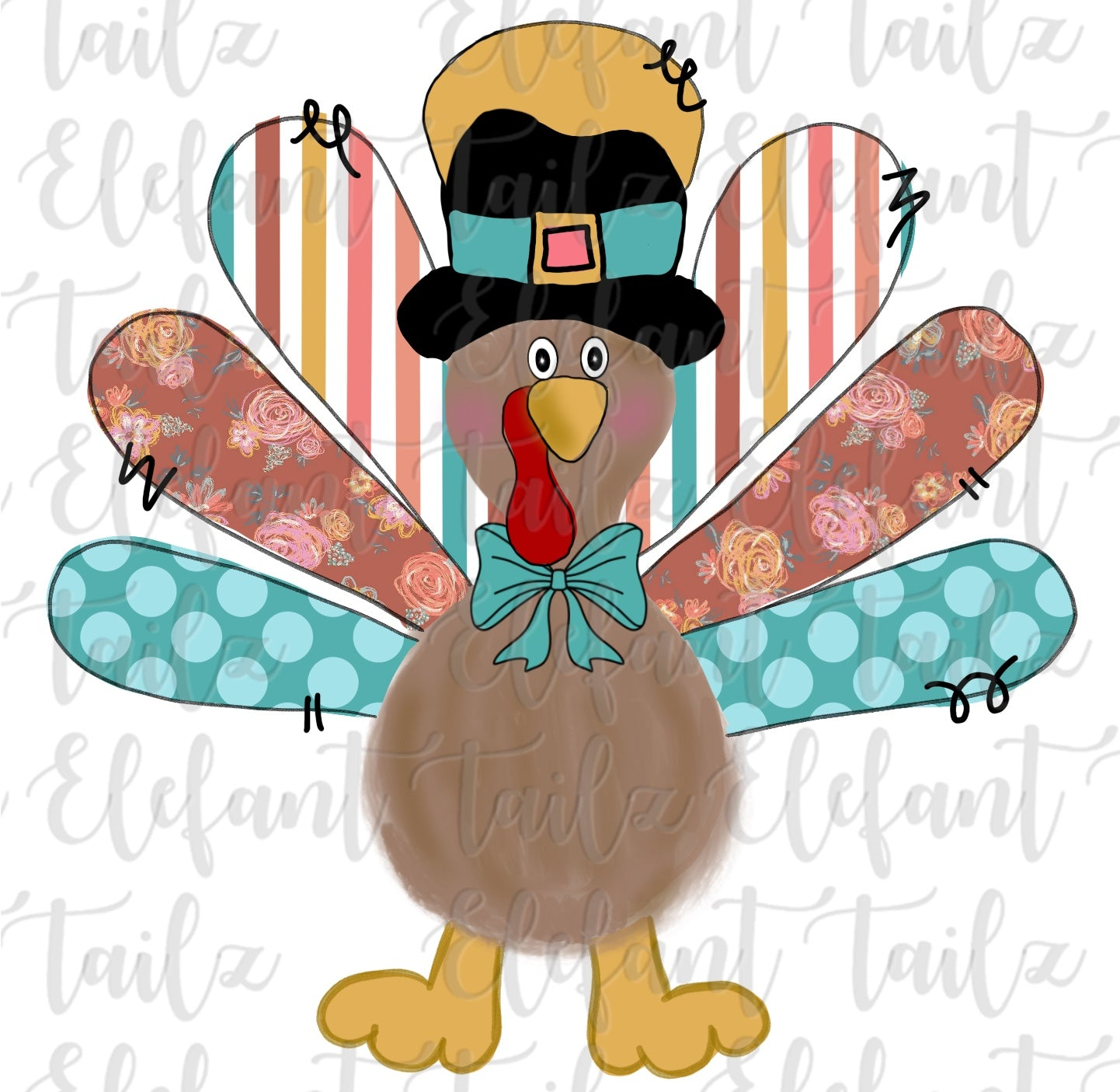 Matilda Jane Rosie Posie Turkey