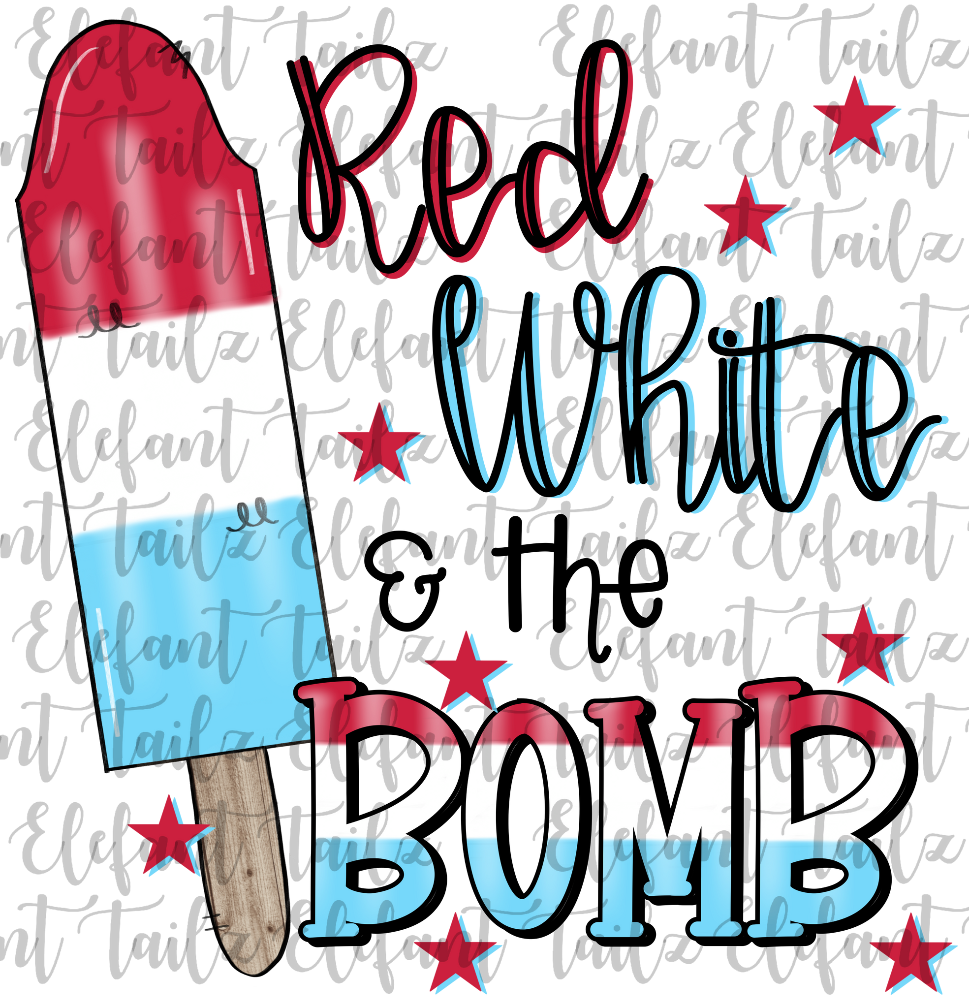 Red White & the Bomb
