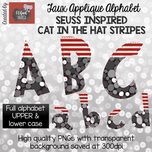 Cat in a Hat Alpha Pack