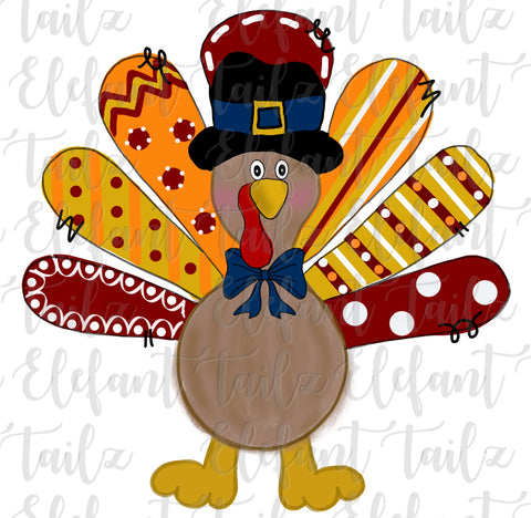 Traditional Turkey Funky