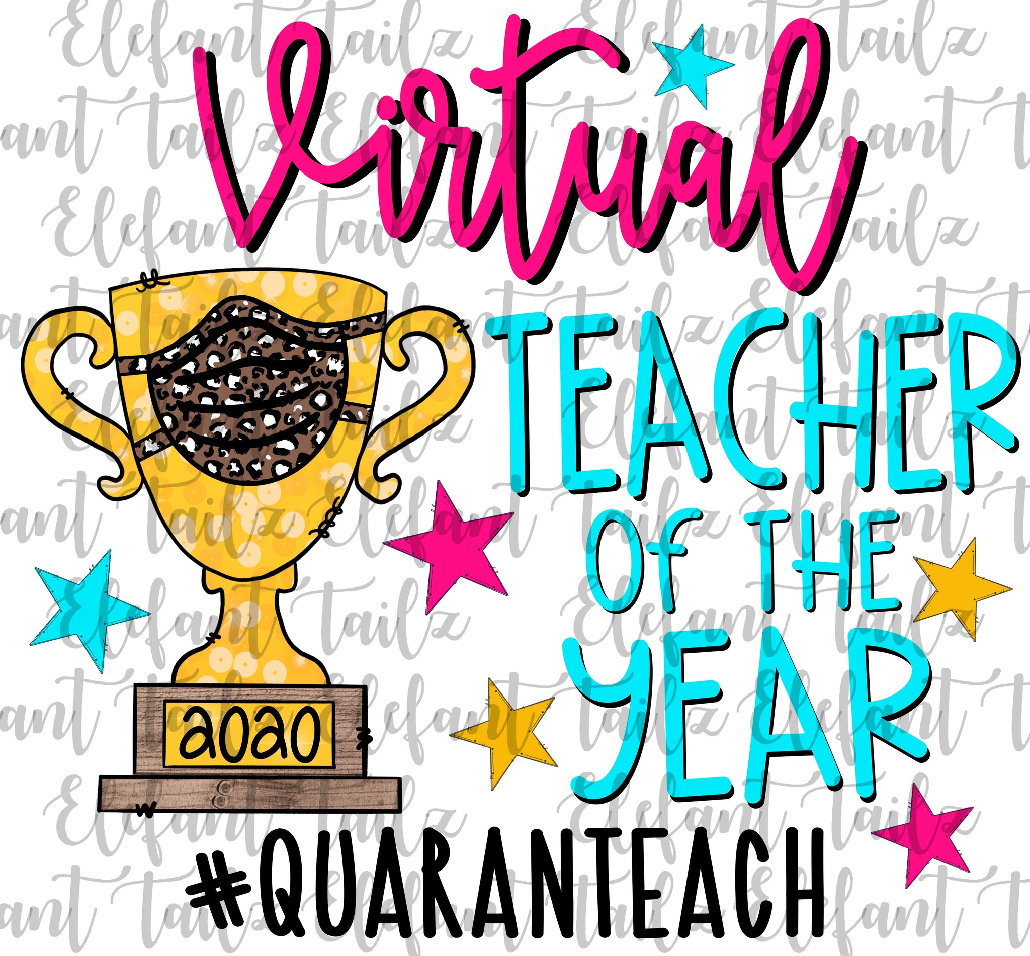 Virtual Teacher of the Year