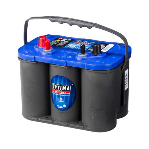 OPTIMA Blue Top 12V 50AH 815CCA AGM Batteri